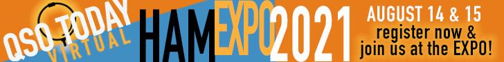 QSO Today Virtual Ham Expo Logo